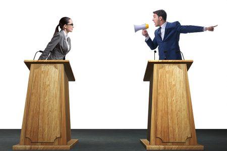 La cultura del debate en la sociedad moderna