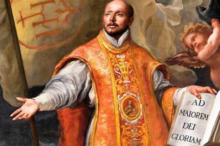 Hoy es el dia de San Ignacio de Loyola