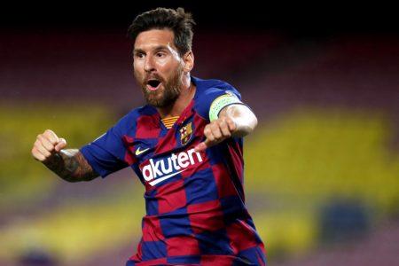 ¿Saldrá Leo Messi del Barcelona?