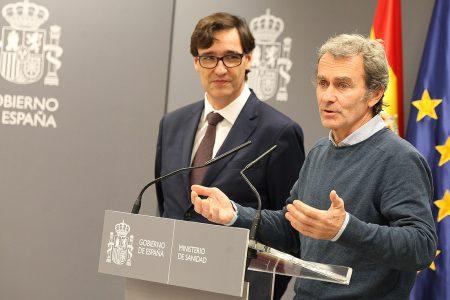 La esquizofrenia del gobierno español