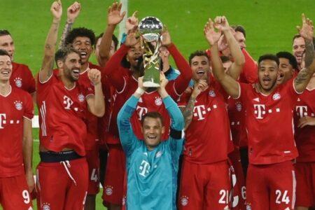 Bayern suma otro trofeo a sus vitrinas