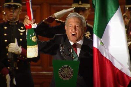 Manuel Andrés López Obrador títere del Globalismo Cabalista