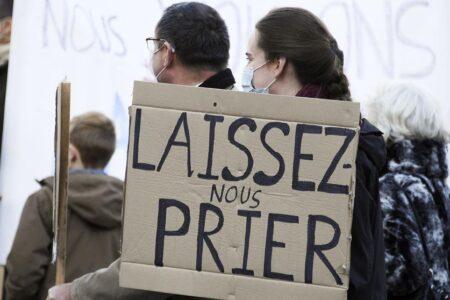 ¿Qué está pasando con las misas en Francia?